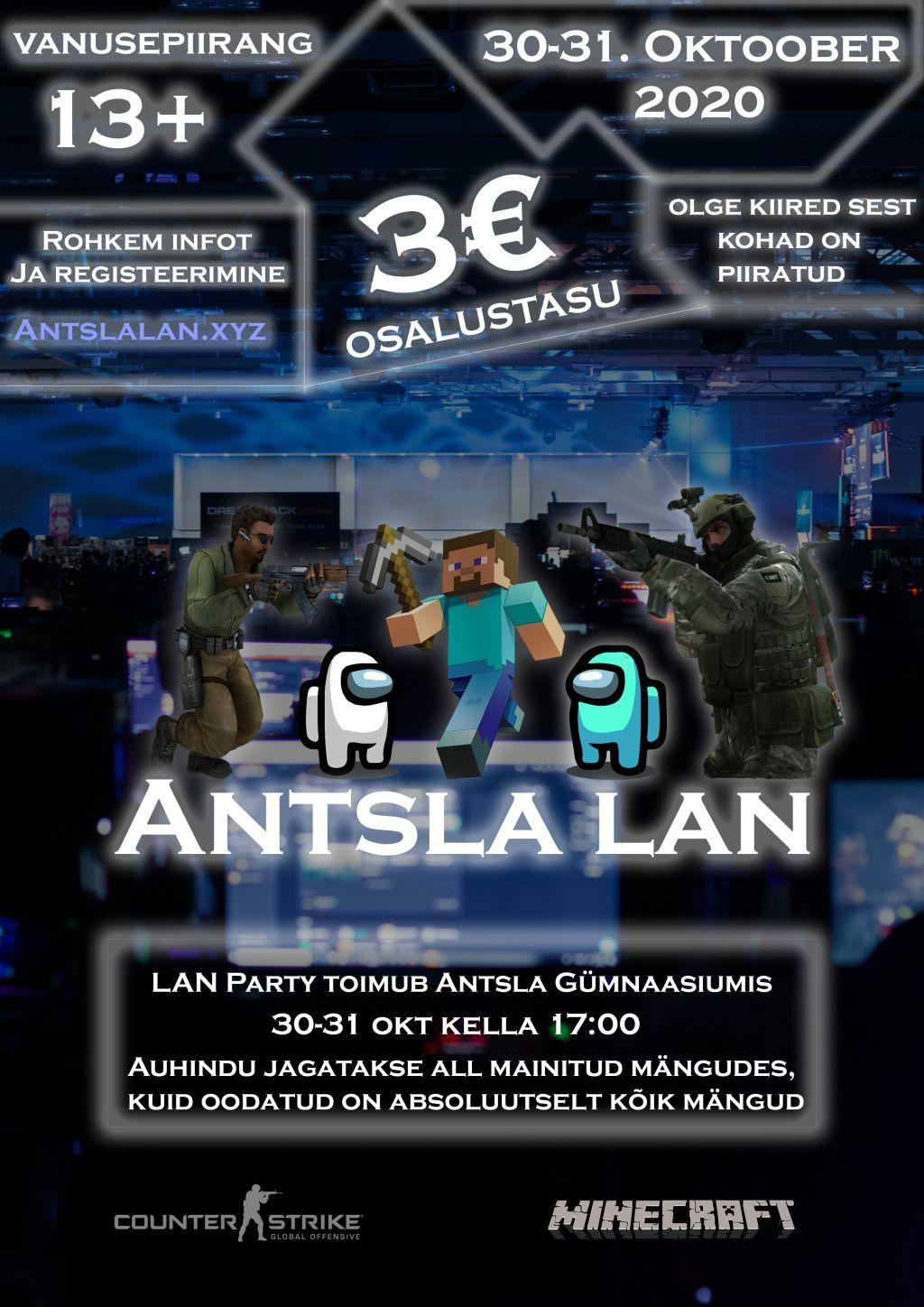Antsla LAN Party